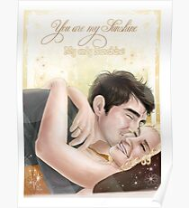 Pushing Daisies - Nolive - You are my Sunshine Poster