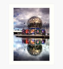 Science World Art Print