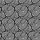 Clipart Disks Pattern by znamenski