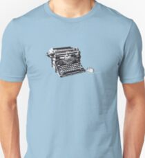 The original keyboard and mouse Unisex T-Shirt