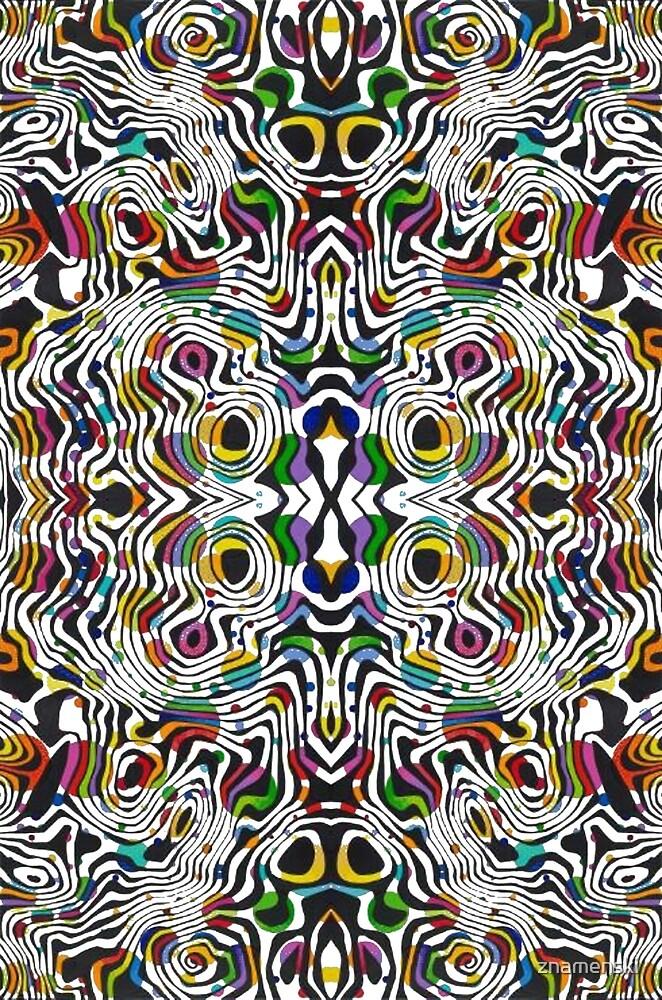 pattern, abstract, art, decoration, illustration, design, textile, shape, scribble by znamenski