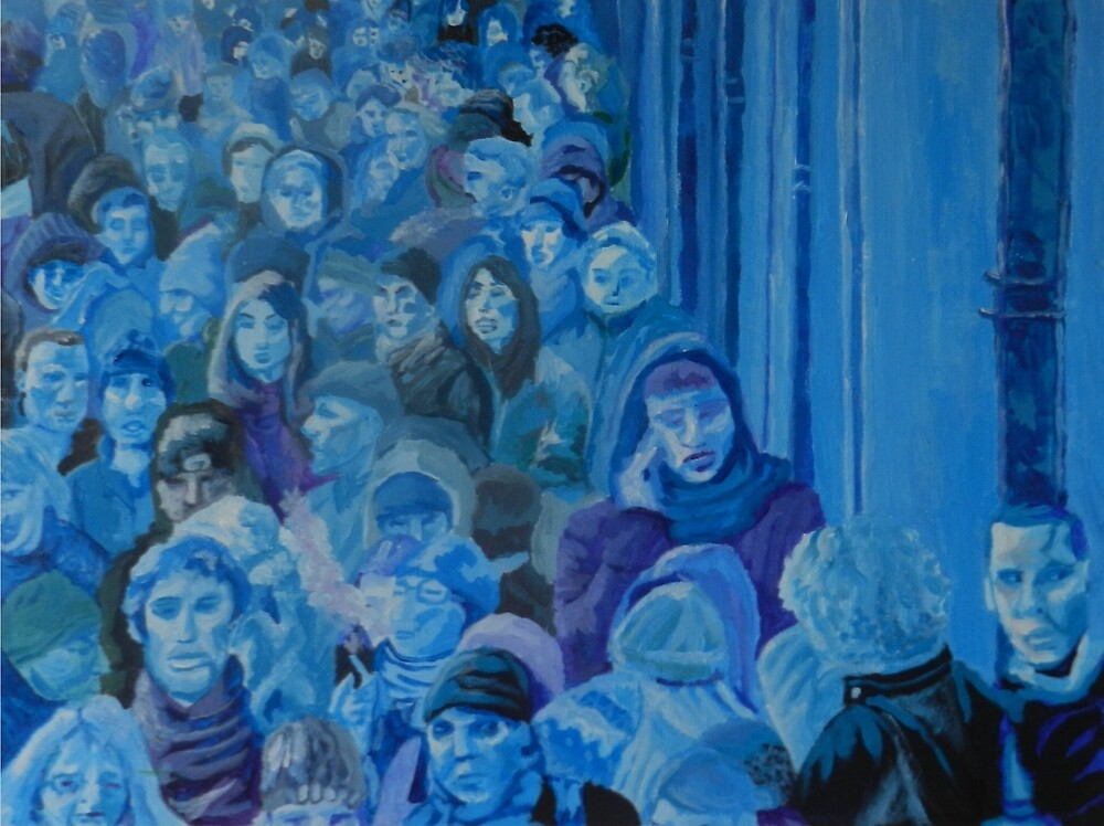 Tube Strike Blues by Kyleacharisse