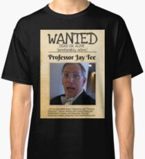 Wanted Poster Classic T-Shirt