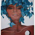 leaf lady by mix amylo