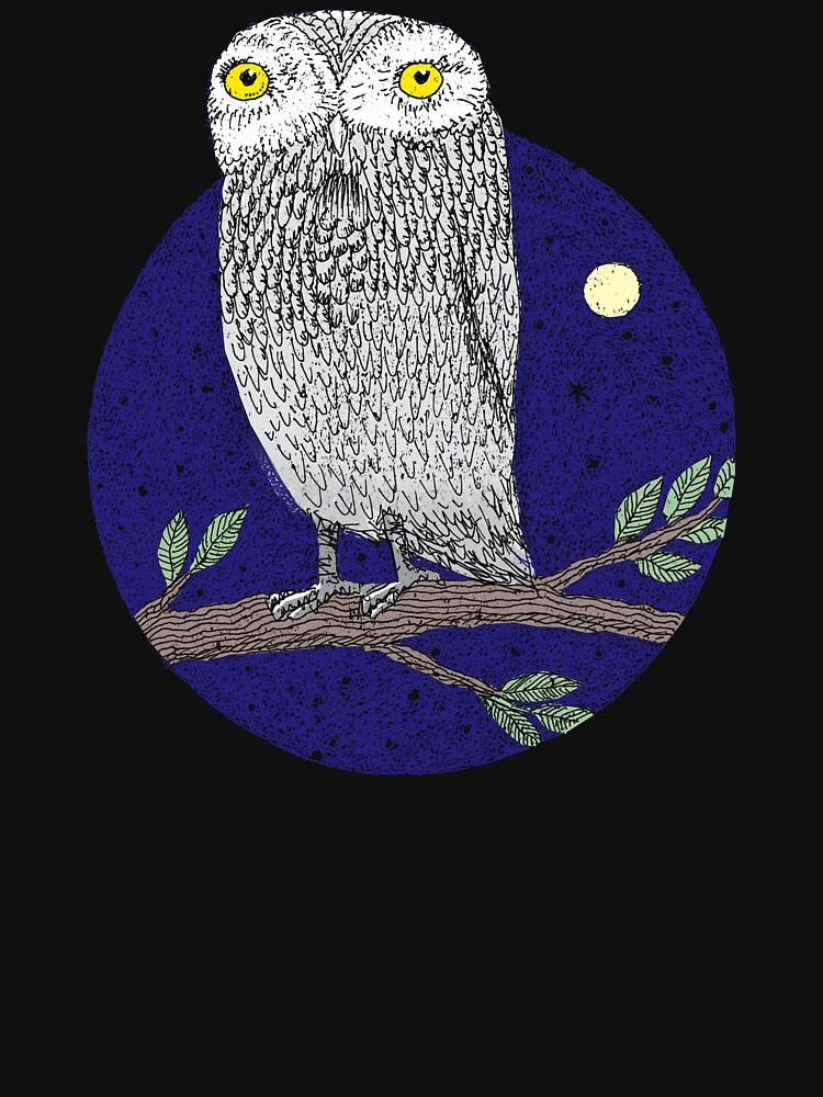 Night Owl by SusanSanford