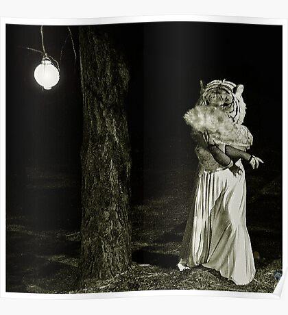 Lady Tigress Poster