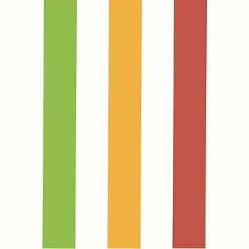 Tricolor Coordinates by spaceandlines