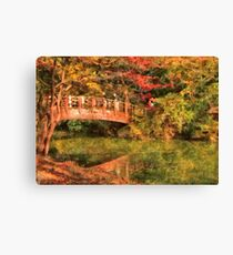 Bridge - Asian Delight Canvas Print