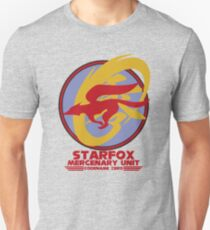 Mercenary Unit - Starfox T-Shirt