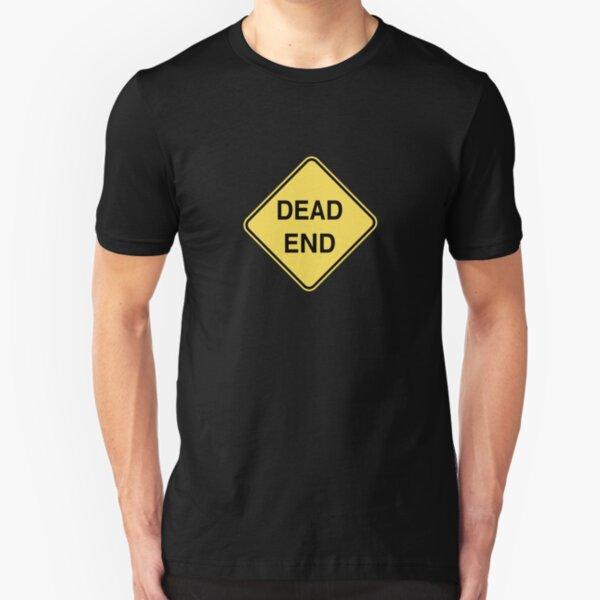 Dead End Slim Fit T-Shirt