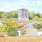 St Germain de Montbron, France by FranEvans