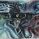 Waves by Davol White