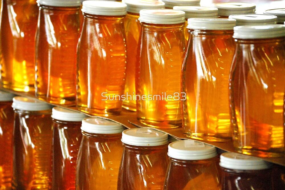 Glowing Honey by Sunshinesmile83