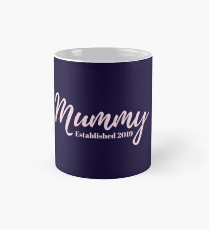 Mummy Established 2019 Mug