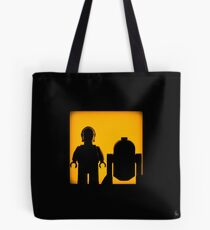 Shadow - Droids Tote Bag