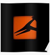 Shadow - Pterosaur Poster