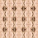 brown, beige, symmetry, abstract, design, pattern, art, decoration, wicker, vertical, textured, in a row, seamless pattern, textile, backgrounds by znamenski