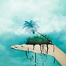 Crumbling paradise by Sybille Sterk