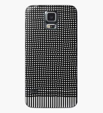 pattern, design, abstract, fiber, weaving, cotton, gray, textile, old, luxury, net Case/Skin for Samsung Galaxy