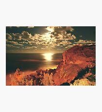 OCEAN ATMOSPHERE Photographic Print