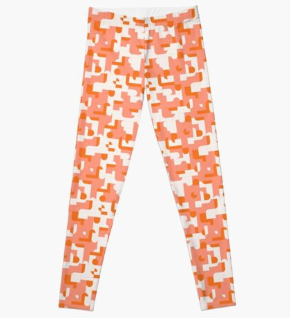Puzzle Tiles #redbubble #pattern Leggings