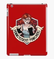 Pennsyltucky Punisher iPad Case/Skin