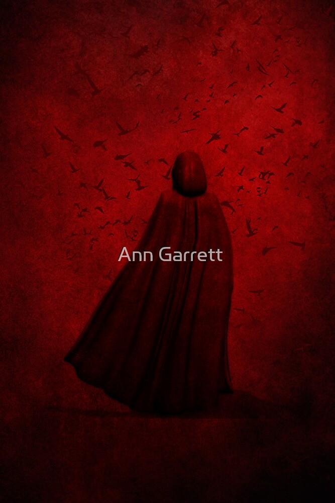 Scarlet Nights by Ann Garrett