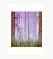 Welcome To The Henhouse! Art Print