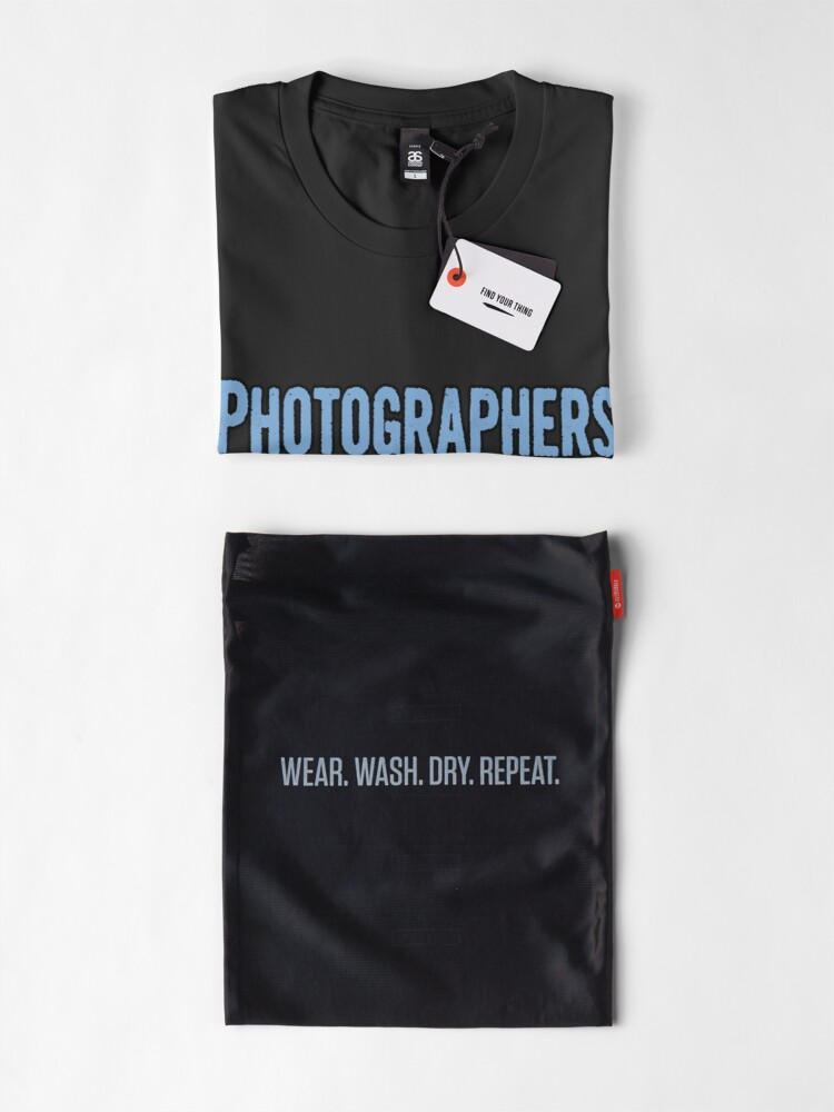 Alternate view of Photographers Do It Better - Funny Gift Idea Premium T-Shirt