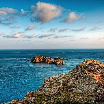 More rocks off Alderney! by NeilAlderney