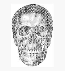 Skullinskull by whacky Photographic Print
