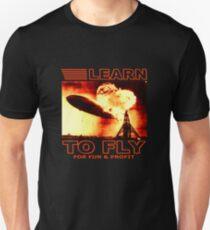 FOR FUN & PROFIT Unisex T-Shirt
