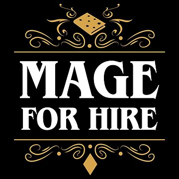 Mage For Hire RPG Classes Series de pixeptional