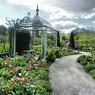 Holker Hall Gardens . by Lilian Marshall