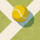 BALLS / Tennis (Grass Court) von Daniel Coulmann