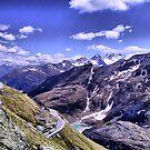 Austria, Grossglockner - II by Daidalos