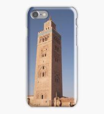 Marrakesh Minaret iPhone Case/Skin