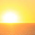 Yellow sky, Yellow sun by shoshanah