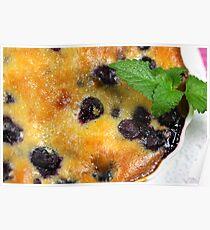 Blueberry-Almond-Cream-Tarte Poster