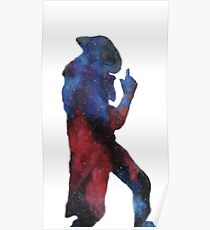 Wir sehen uns, Weltraum Dante Poster