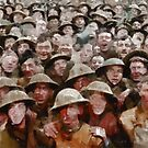 Ghosts of World War One by SerpentFilms