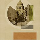 Deco London: Saint Pauls by BigFatArts