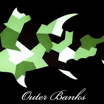 Outer Banks Camo Tuna by barryknauff