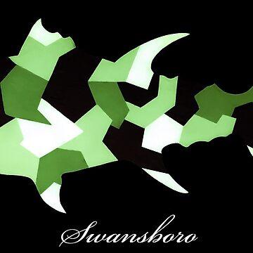 Swansboro Camo Tuna by barryknauff