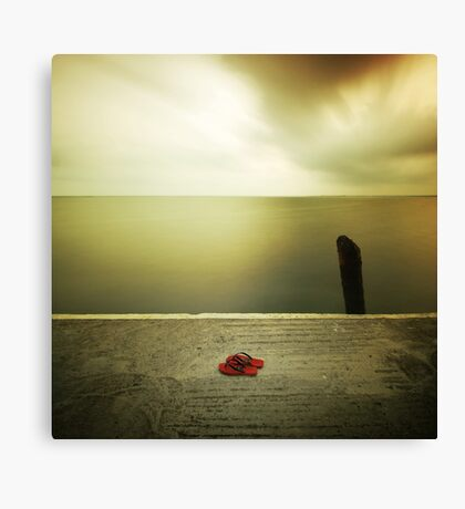 Rule of thirds Canvas Print