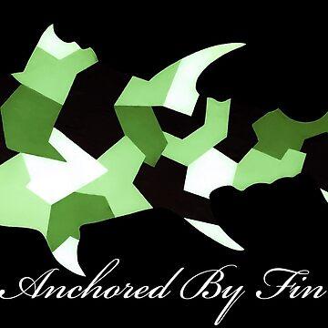 Anchored By Fin Camo Tuna by barryknauff