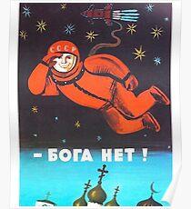 Kosmonot Poster