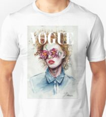 vogue cover Unisex T-Shirt