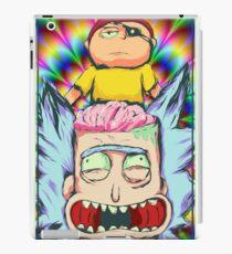 Evil Morty Retro iPad Case/Skin