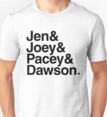 Jen & Joey & Pacey & Dawson T-Shirt